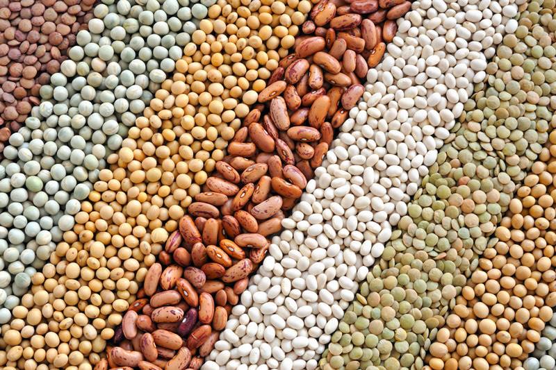 Légumes secs pour la solution Uhinov